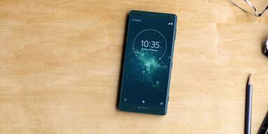 Sony Xperia XZ2 greift Galaxy S9 an Mobile World Congress 2018