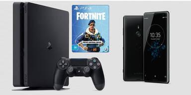 Gratis-PS4 zu neuem Sony-Smartphone