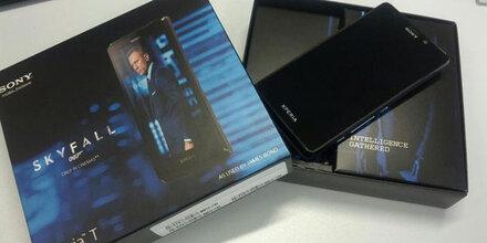 James Bonds Skyfall-Smartphone im Test