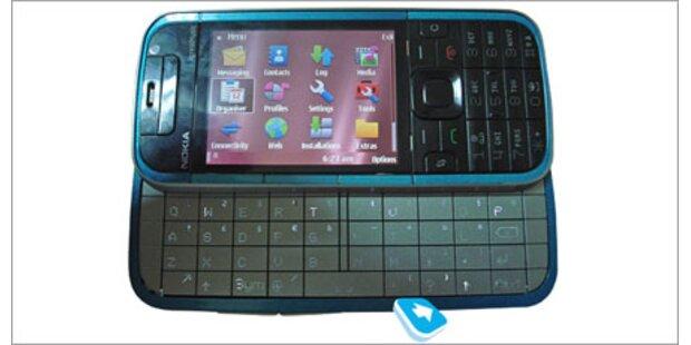 5730 XpressMusic bekommt Slider-Tastatur