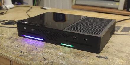 XStation: PS4 & Xbox One in einem Gehäuse