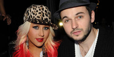 Christina Aguilera; Matt Rutler