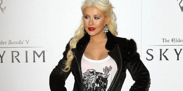 Aguilera will sich mit Vater versöhnen