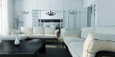 Grafikdemo beeindruckt mit realistischen Apartment