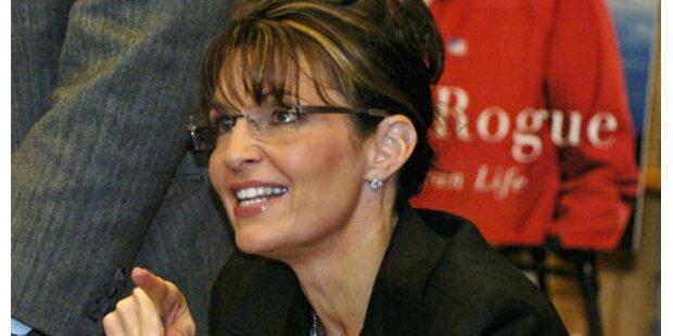 Palin bricht Urlaub wegen Paparazzi ab