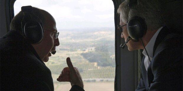 Israel führte Angriff auf syrischen Konvoi durch