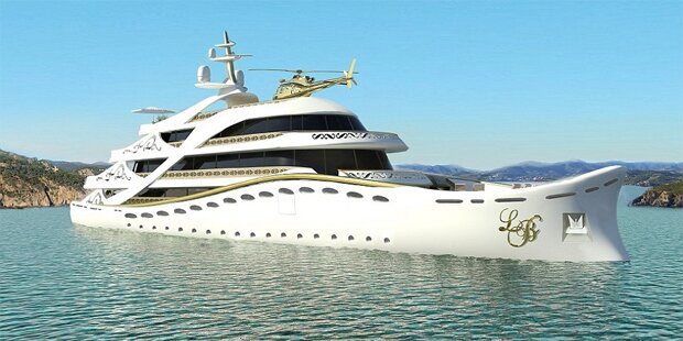 Auf diese Luxus-Yacht dürfen nur Frauen