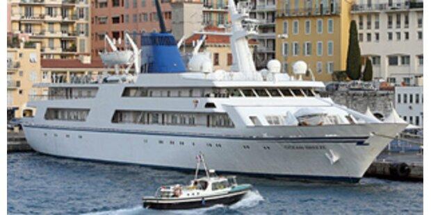 Saddam Husseins Luxus-Yacht steht zum Verkauf