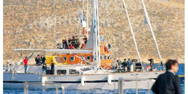 Das Geheimnis der Geisterjacht in Griechenland