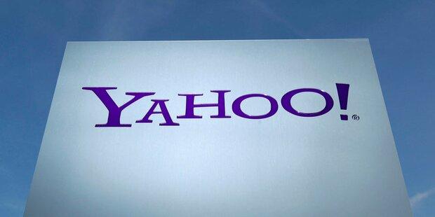 Yahoo will sich in