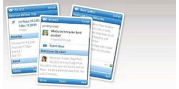 Mobiles Surfen via Spracherkennung