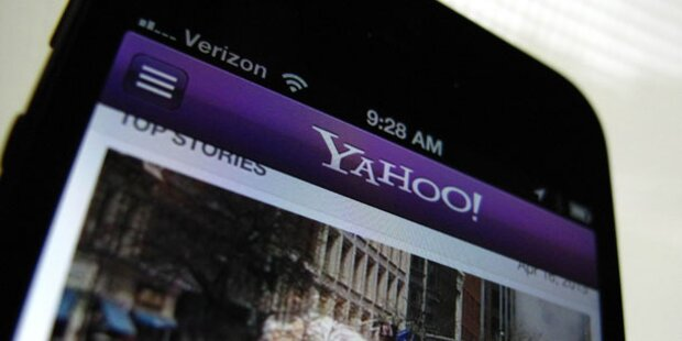 Yahoo-Offensive bei Smartphone-Suche