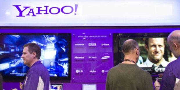 Yahoo bringt Zeitungskiosk für iPad & Co.