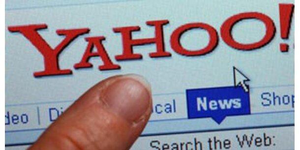 Yahoo! streicht 1.000 Stellen