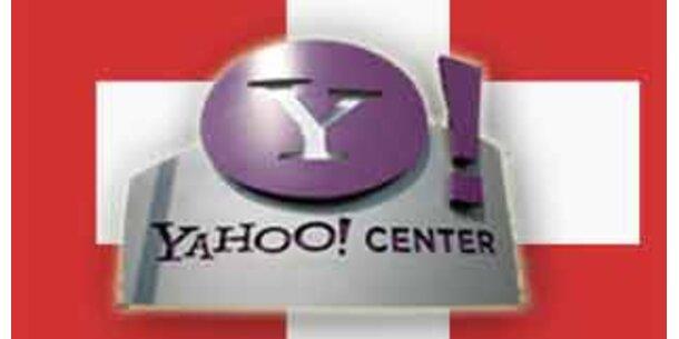 Yahoo zieht es von London in die Schweiz