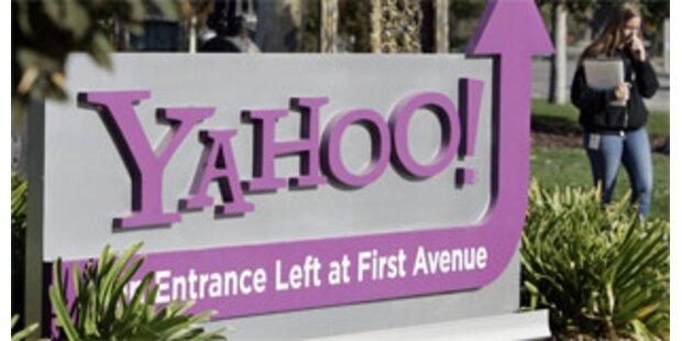 Yahoo fordert Microsoft zu neuem Kaufangebot auf