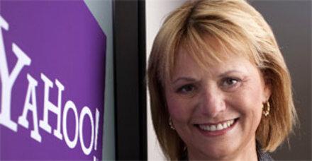 Neue Yahoo!-Chefin legte Traumkarriere hin