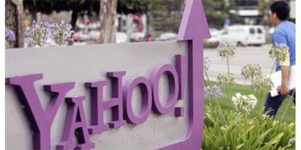 Yahoo verdreifacht Gewinn