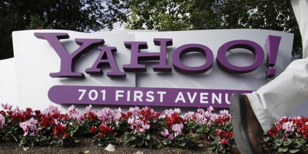 Yahoo verpasst sich ein neues Logo