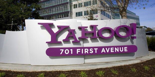 Yahoo spaltet sich wegen Alibaba auf