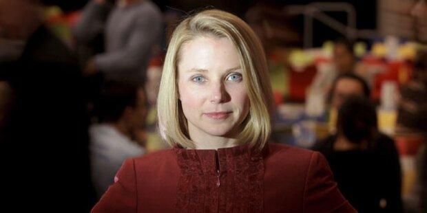 Marissa Mayer krempelt Yahoo völlig um
