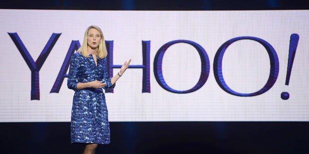 186 Mio. Dollar für gescheiterte Yahoo-Chefin