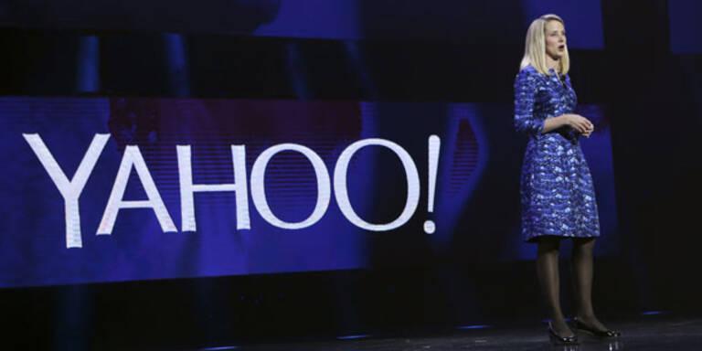 Yahoo-Chefin hat noch viel Arbeit vor sich