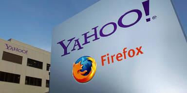 Yahoo könnte Mozilla reich machen