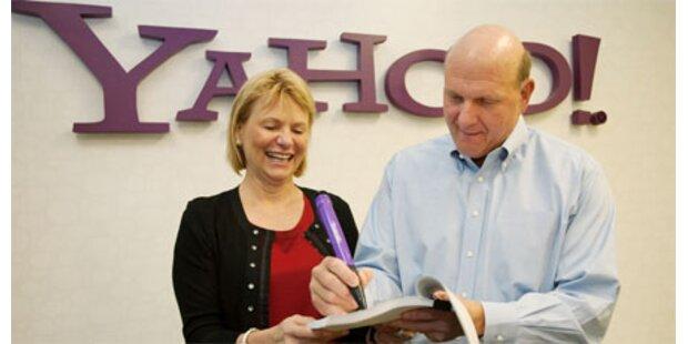 Microsoft/Yahoo!-Deal wird kontrolliert