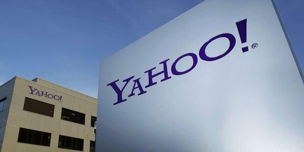 Yahoo kauft um halbe Milliarde Euro ein