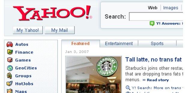 Yahoo! bringt lokale Suche ins Auto