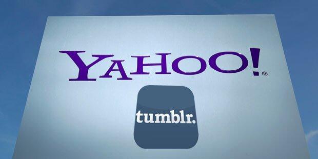 Tumblr wird für Yahoo zum Millionen-Grab
