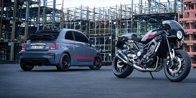 Yamaha bringt die XSR900 Abarth