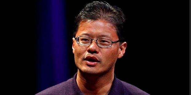 Yahoo-Mitgründer Yang steigt aus