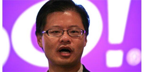 Yahoo!-Chef Yang zurückgetreten