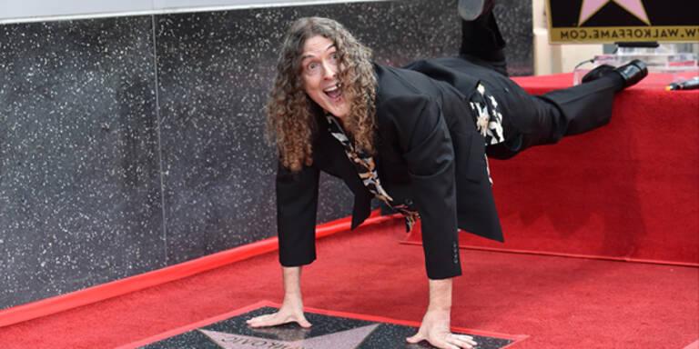 Hollywood: Stern für Parodisten