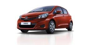 Toyota Yaris 1,33 VVT-i Active