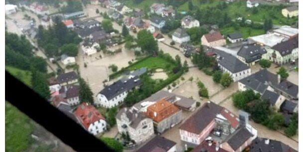 """Regen: Warnstufe """"rot"""" für Vorarlberg « DiePresse.com"""