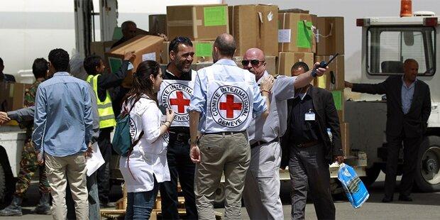 2 Rot-Kreuz-Mitarbeiter im Jemen getötet