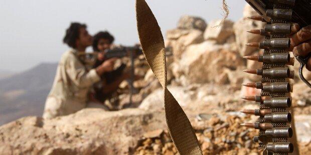 Mindestens 26 Tote bei Angriff auf Militärbasis