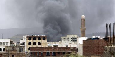 Jemen: Rebellen nehmen US-Geiseln