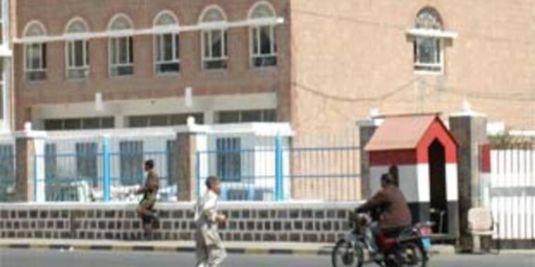 Anschlag bei italienischer Botschaft in Sanaa