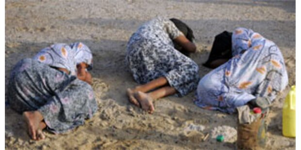 Fast 40 Flüchtlinge ertranken vor Jemens Küste