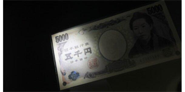 Japan senkt Leitzins auf 0,3 Prozent