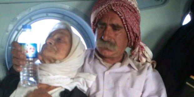 So wurden einige Yeziden vor IS-Terroristen gerettet