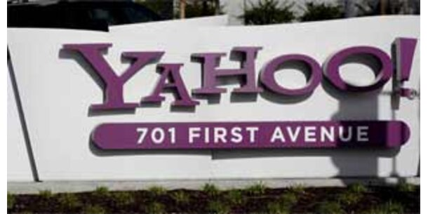 Yahoo! hofft auf Wachstum mit neuen Sparten