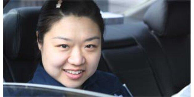Südkoreas erste Astronautin ist wieder wohlauf