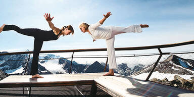 Fit mit Wander-Yoga
