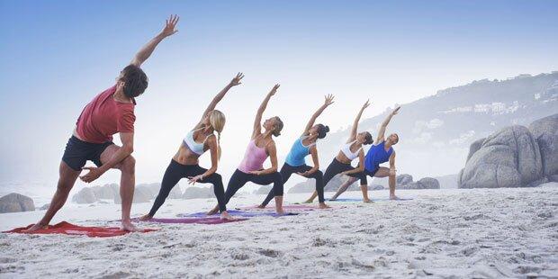 5 Dinge, die Yoga bewirkt