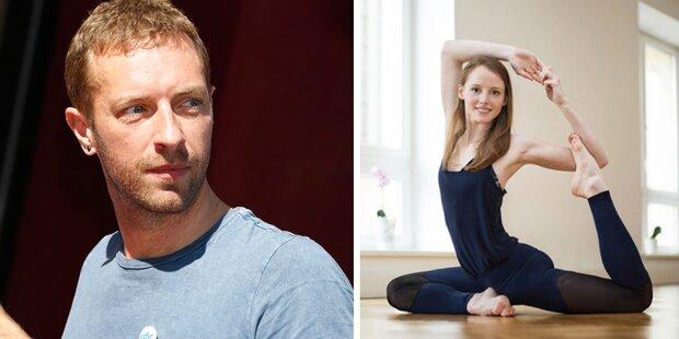 Chris Martin: Yoga-Stunde bei ihr in Wien